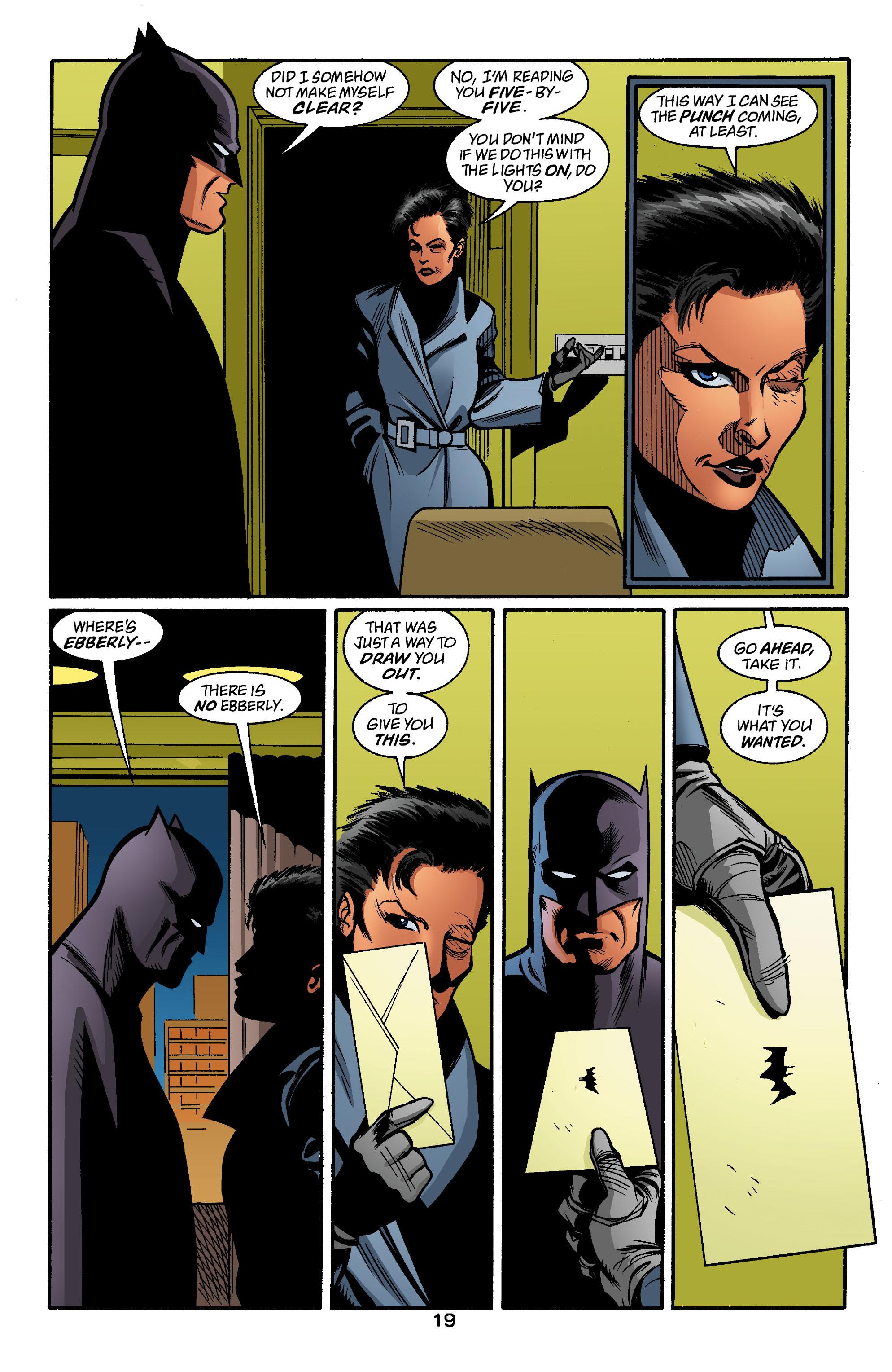 Detective Comics (1937) 775 Page 19