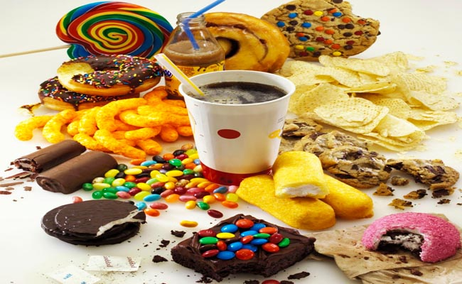 Foods High In Bad Sugar