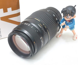 Jual Lensa Tele Tamron 70-300mm for Nikon bekas