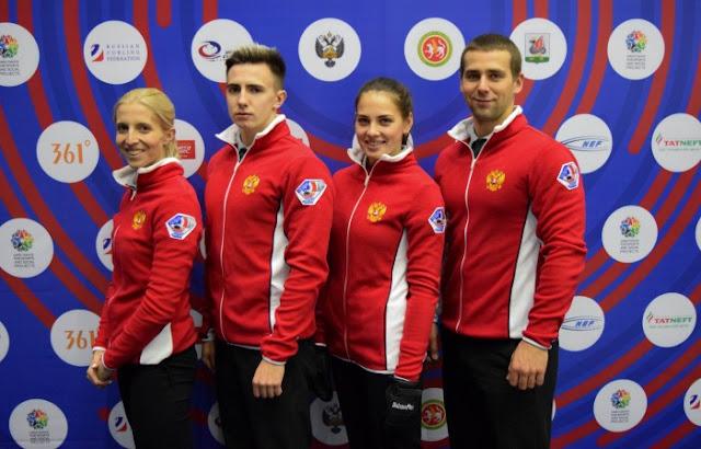 CURLING - Mundial por equipos mixtos 2016 (Kazán, Rusia): Rusia toma el relevo de Noruega como anfitriona y deja otra vez a Suecia subcampeona