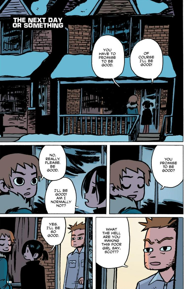Read online Scott Pilgrim comic -  Issue #1 - 13