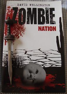Portada del libro Zombie Nation, de David Welligton