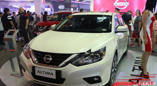 "PIMS 2016 ""Nissan BrIngS In the ReFreshed AltimA"""