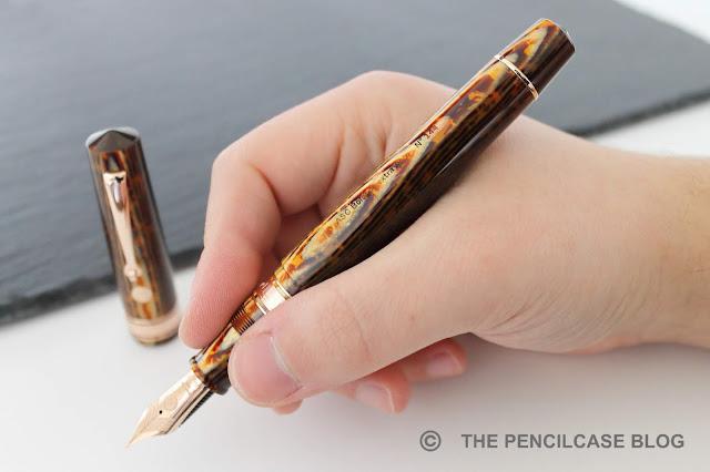 Review: ASC Bologna Extra Arco fountain pen
