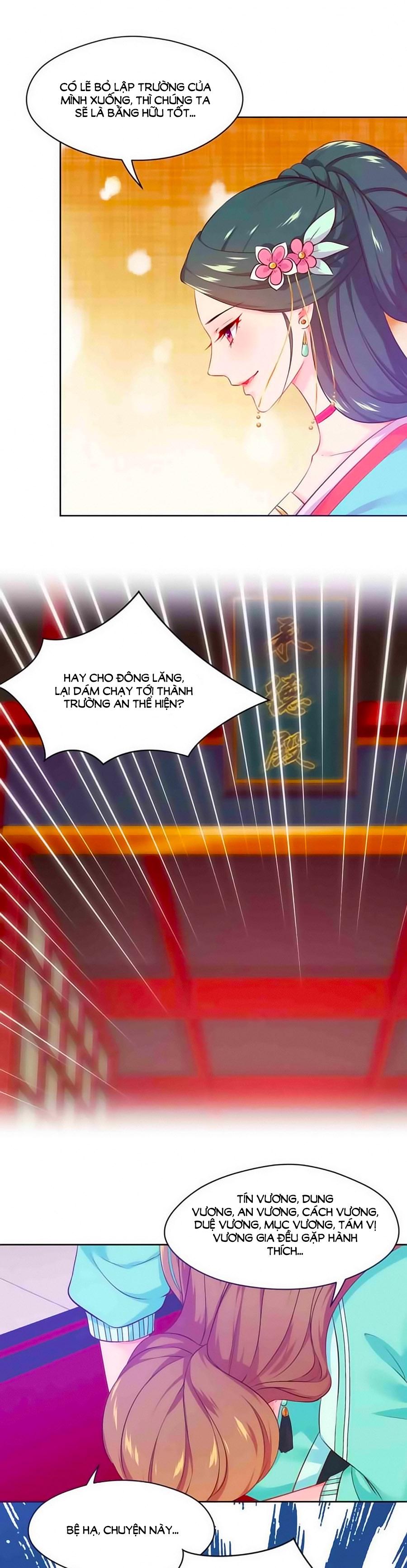 Thịnh Thế Đế Vương Phi - Chap 90