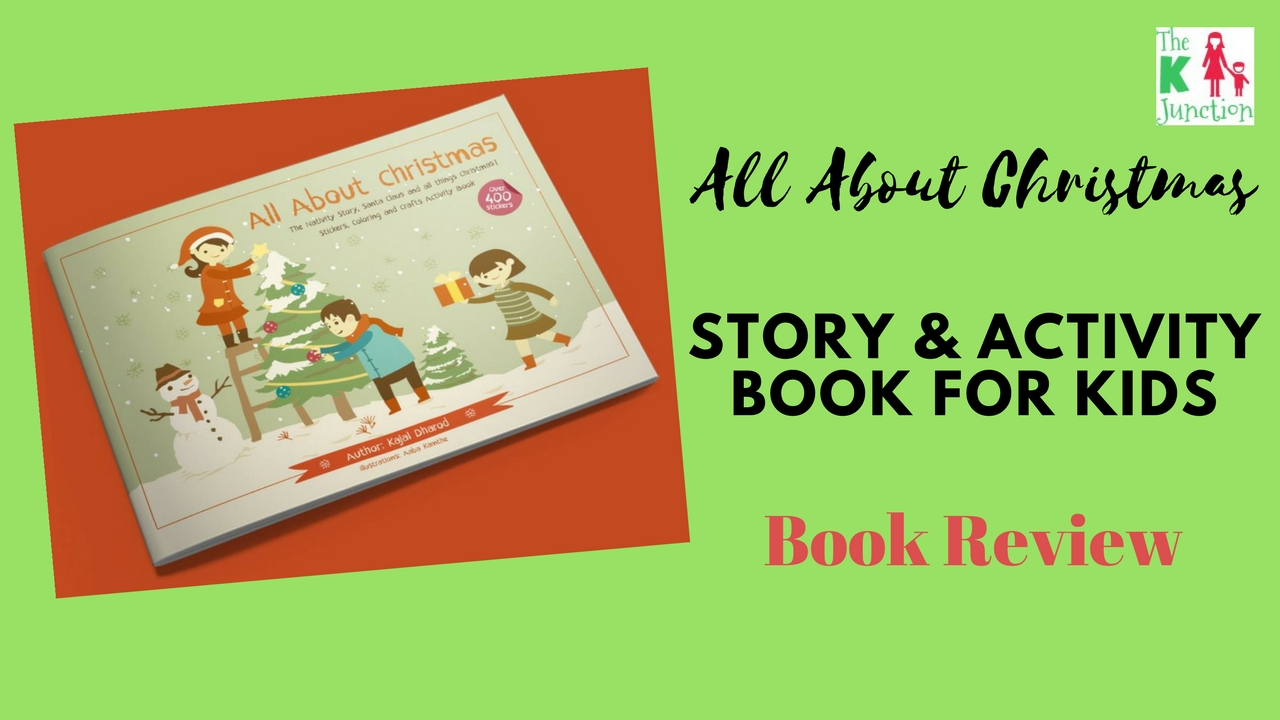 as promised here is a video review of this beautiful christmas book all about christmas written by kajal dharod from your learning capsules - Christmas Story For Toddlers