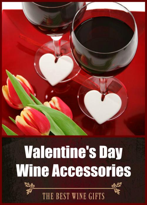 Valentine's Day Wine Accessories