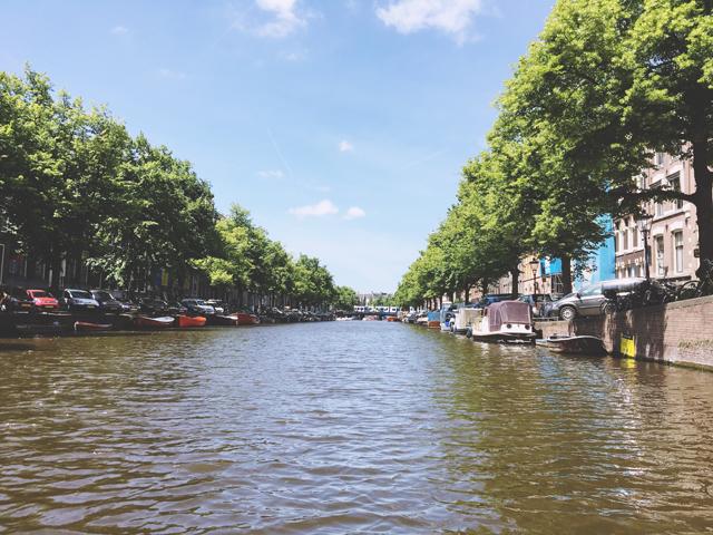 Sunny Day Amsterdam