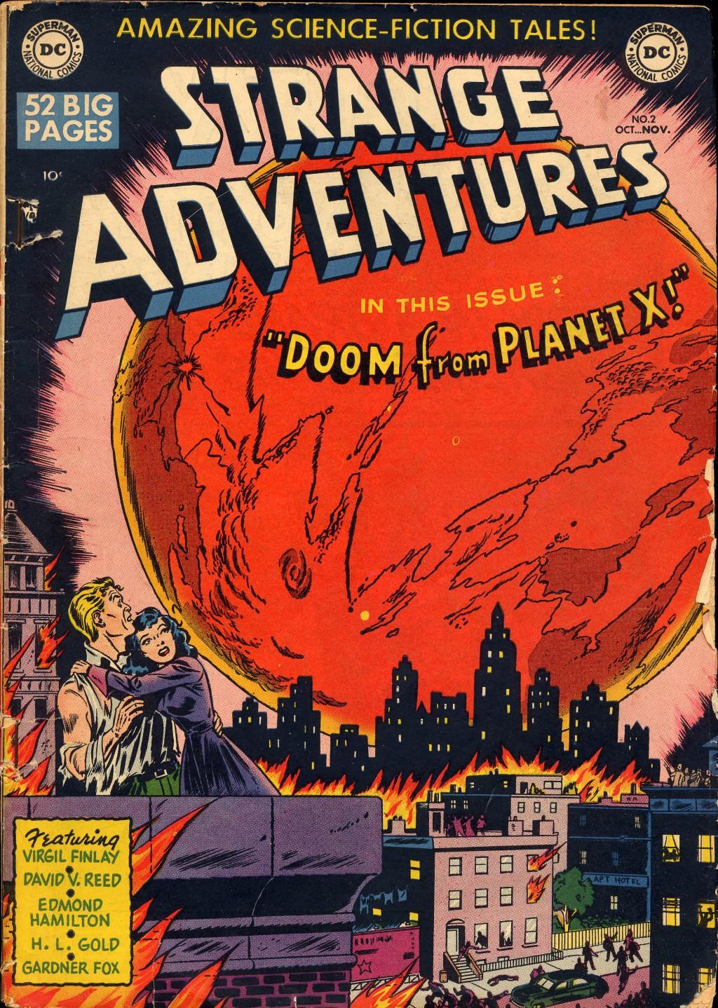 Strange Adventures (1950) issue 2 - Page 1