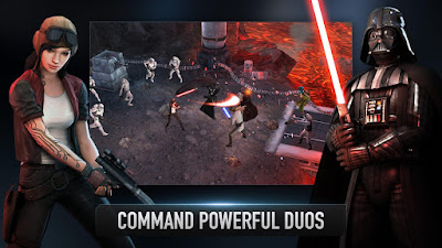 Star wars: Force arena Mod Apk Terbaru