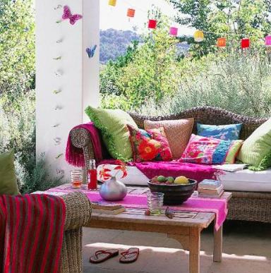 serendipitylands decoracion hippie chic hippie chic deco. Black Bedroom Furniture Sets. Home Design Ideas