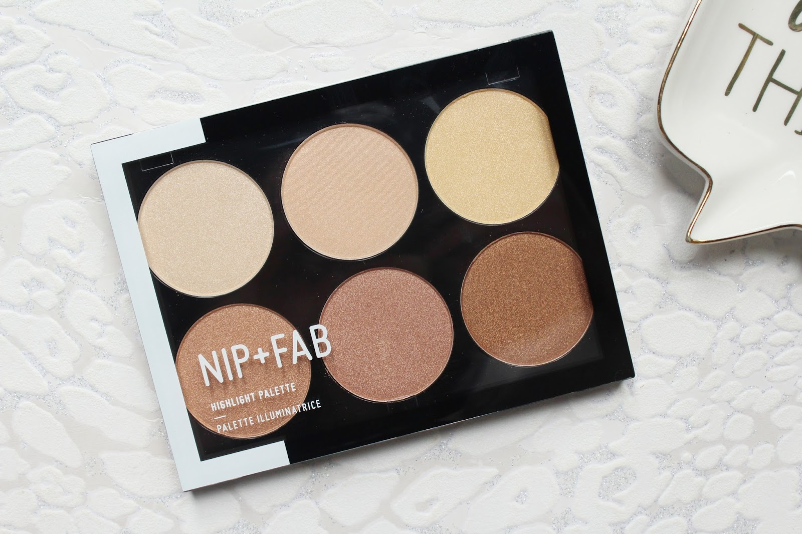 Nip+Fab Highlighting Palette