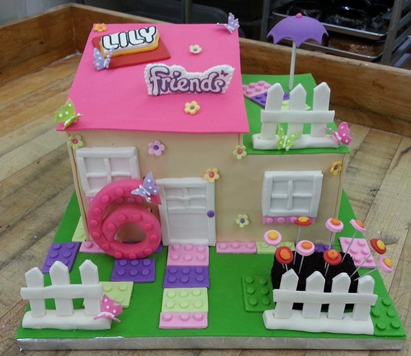 LEGO Friends Inspire Girls Globally: LEGO Friends Birthday ...