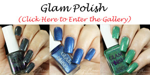 Glam Polish Swatch Gallery