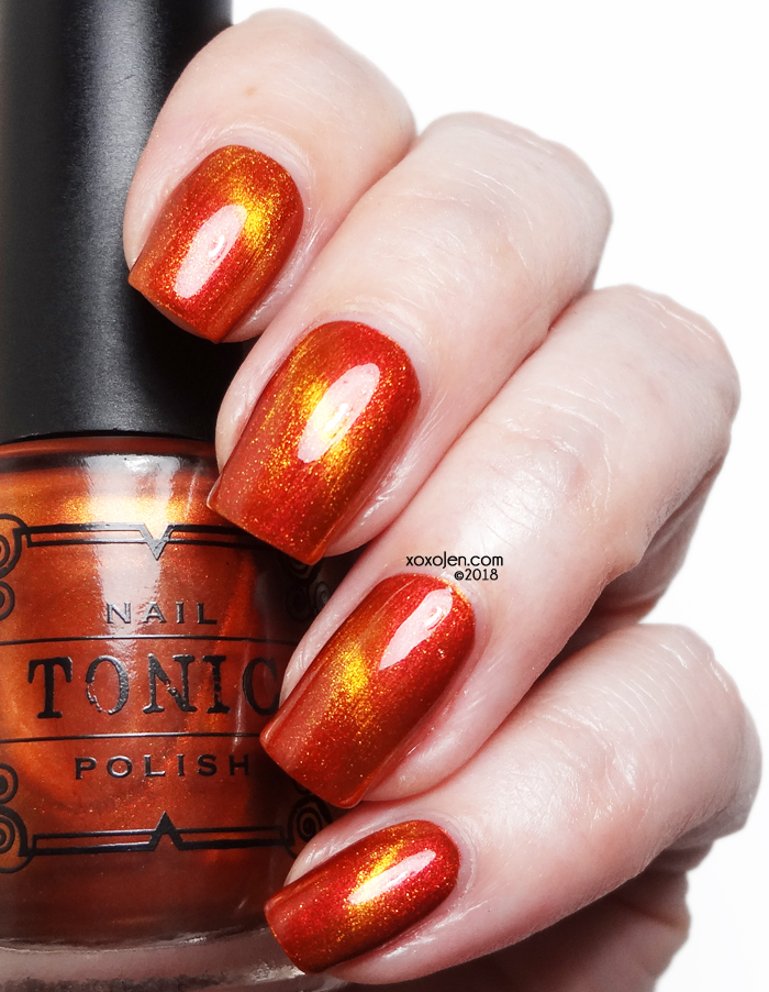 xoxoJen's swatch of Tonic Saharan