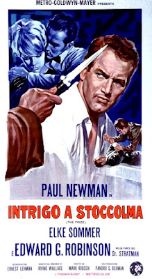 Intrigo a Stoccolma 1963