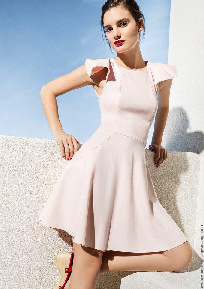 Las Oreiro moda mujer primavera verano 2017 vestidos.