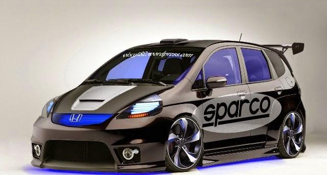 Mobil Honda Jazz Terbaru Ceper