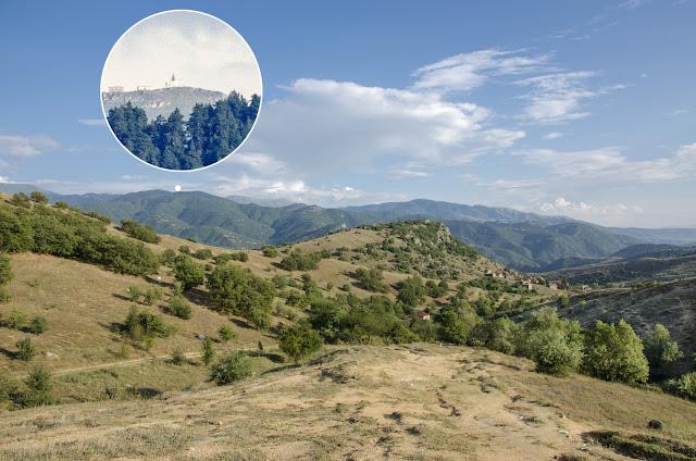 Grunishte, Mariovo - Kajmakcalan peak