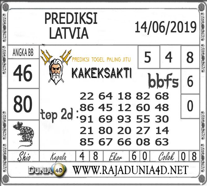 Prediksi Togel LATVIA DUNIA4D 14 JUNI 2019