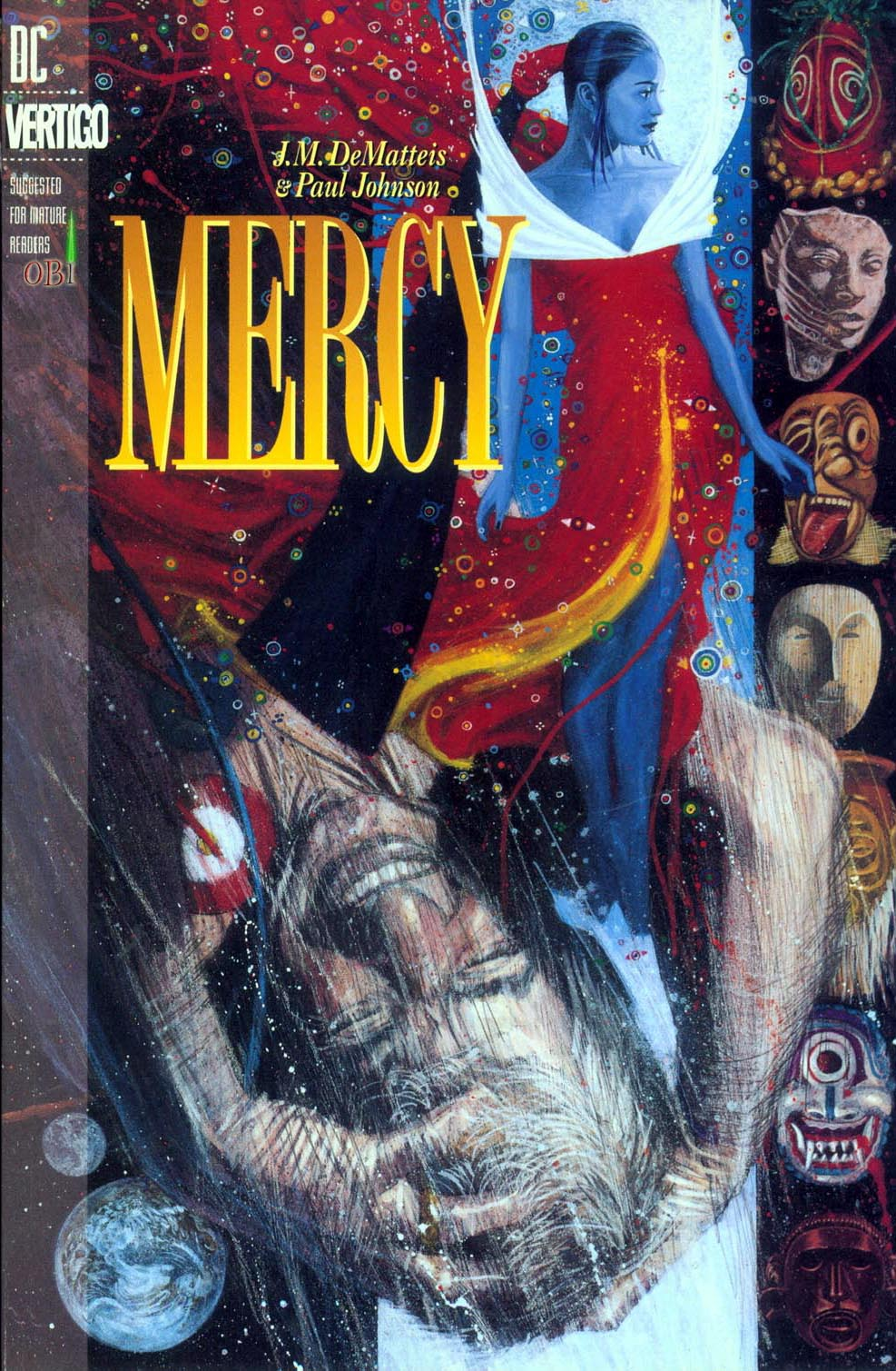 Read online Mercy comic -  Issue # Full - 1