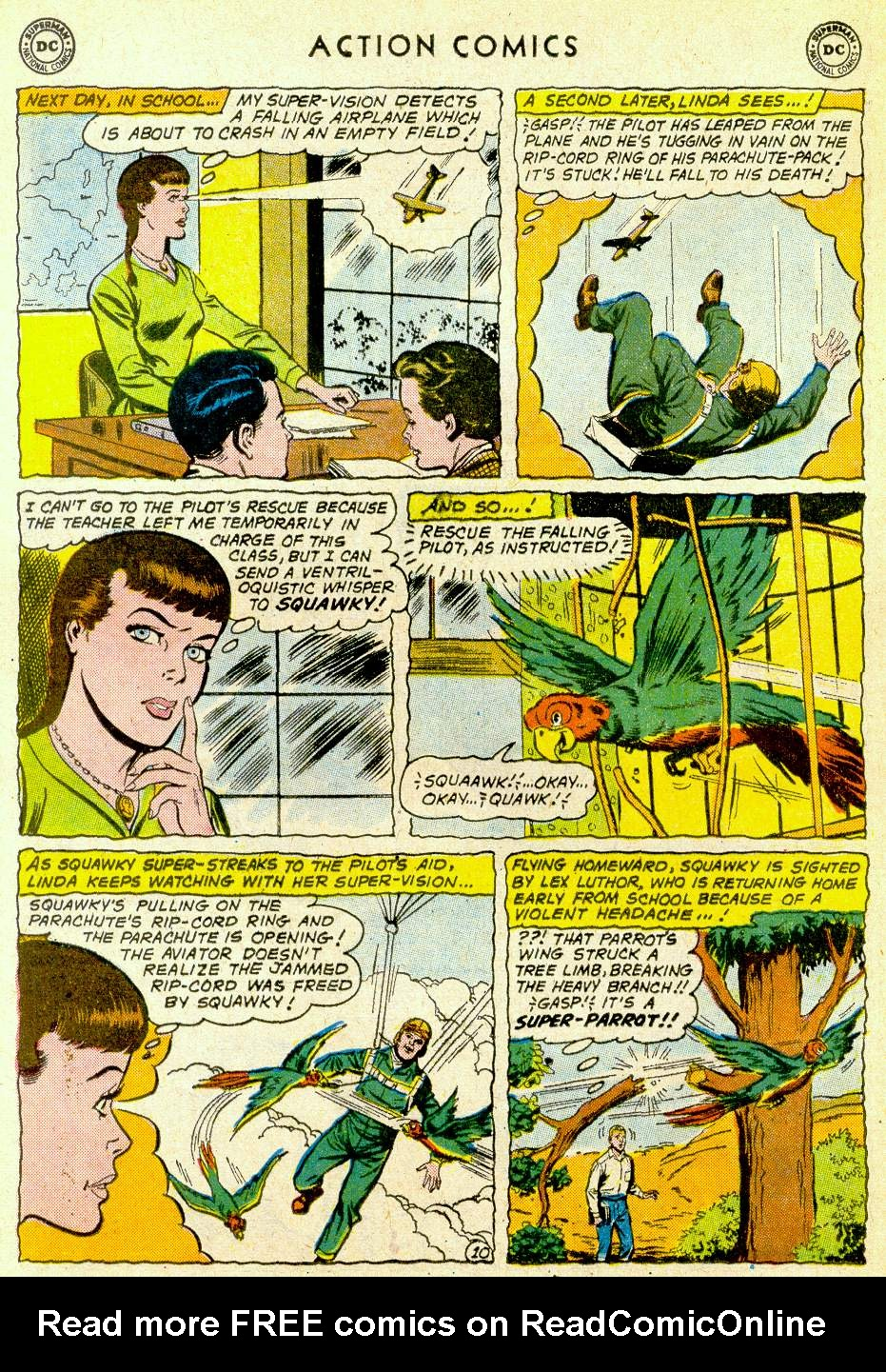Action Comics (1938) 275 Page 27