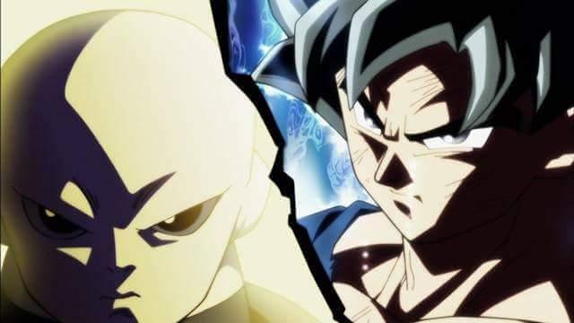 Dragon Ball Super Episode 128 Goku vs Jiren