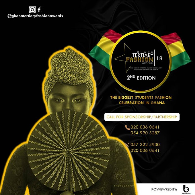 Ghana Tertiary Fashion Awards opened for nominations