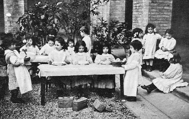 Montessori Early Childhood Education Foundation Of