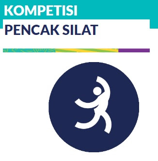 bela diri pencak silat di asian games 2018