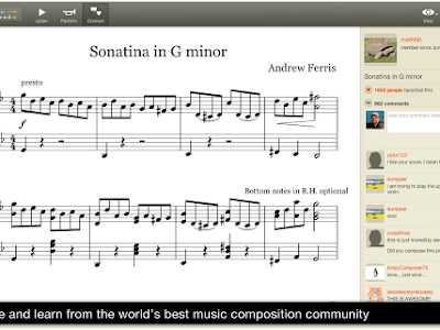 Here Is A Very Good Chromebook App for Music Teachers