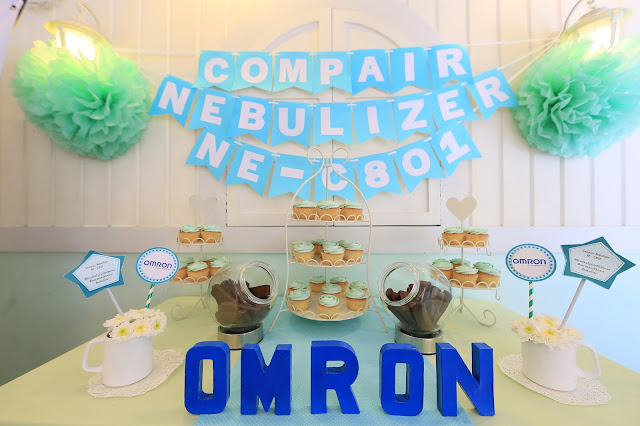Breathe Easy With Omron CompAir Nebulizer