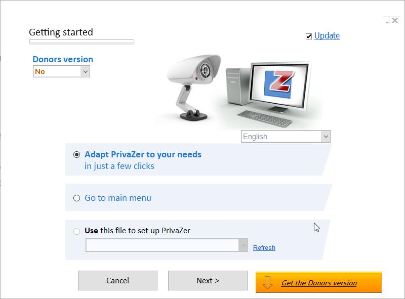 PrivaZer 3.0.70