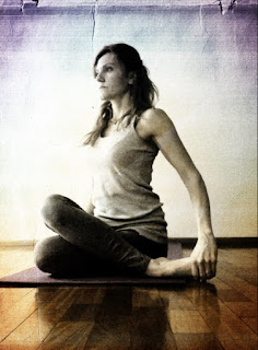 momento de yoga