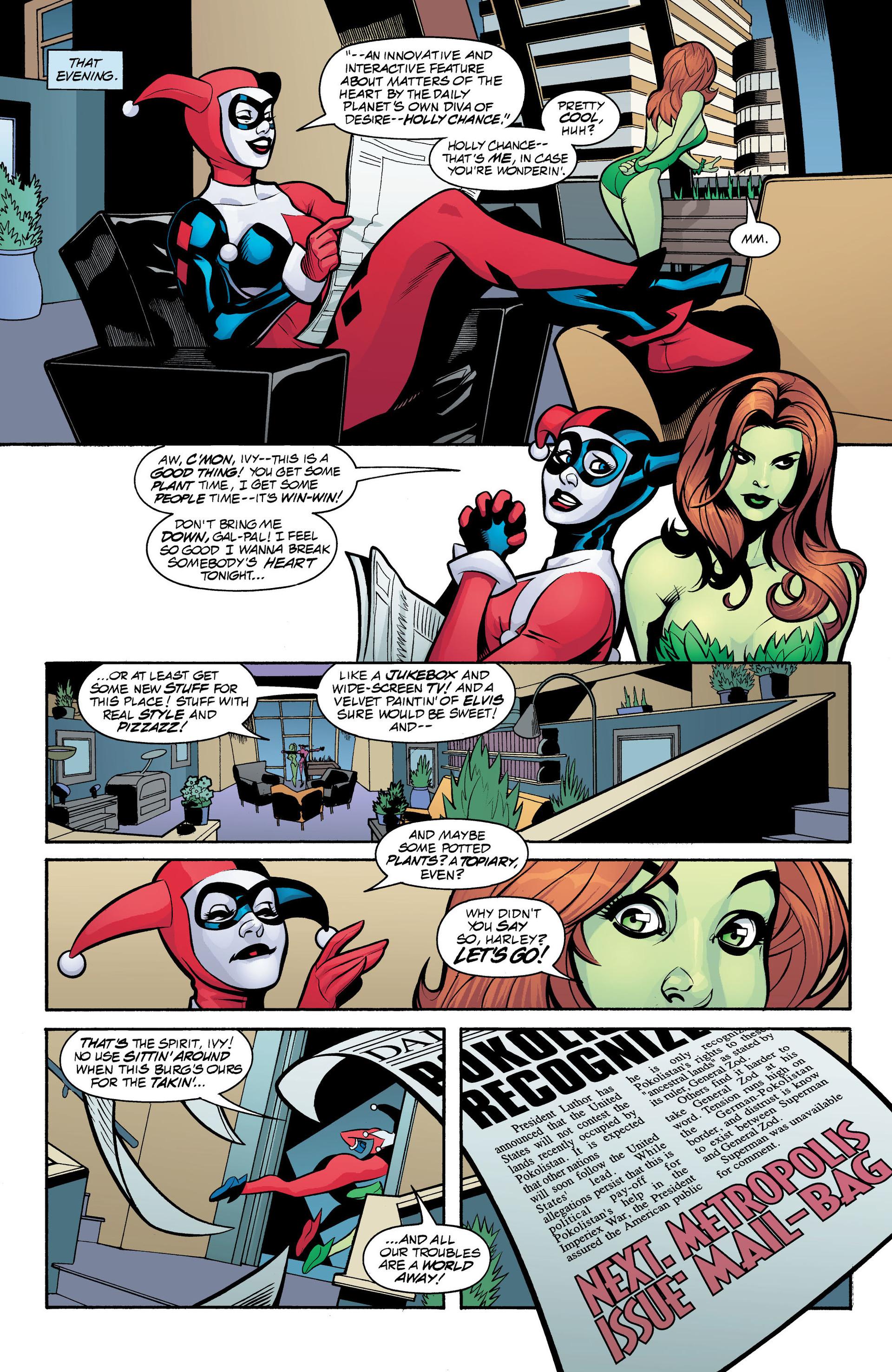 Harley Quinn (2000) Issue #14 #14 - English 22
