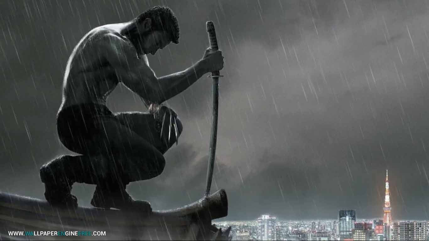 The Wolverine Wallpaper