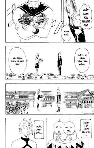 Gintama Chap 151 page 18 - Truyentranhaz.net
