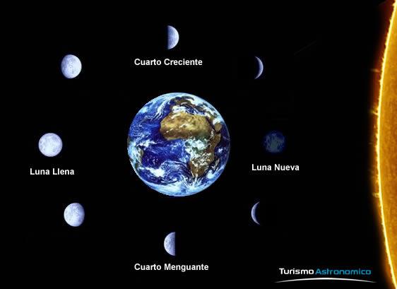 Esencia De Cameros: La Importancia De Las Fases De La Luna