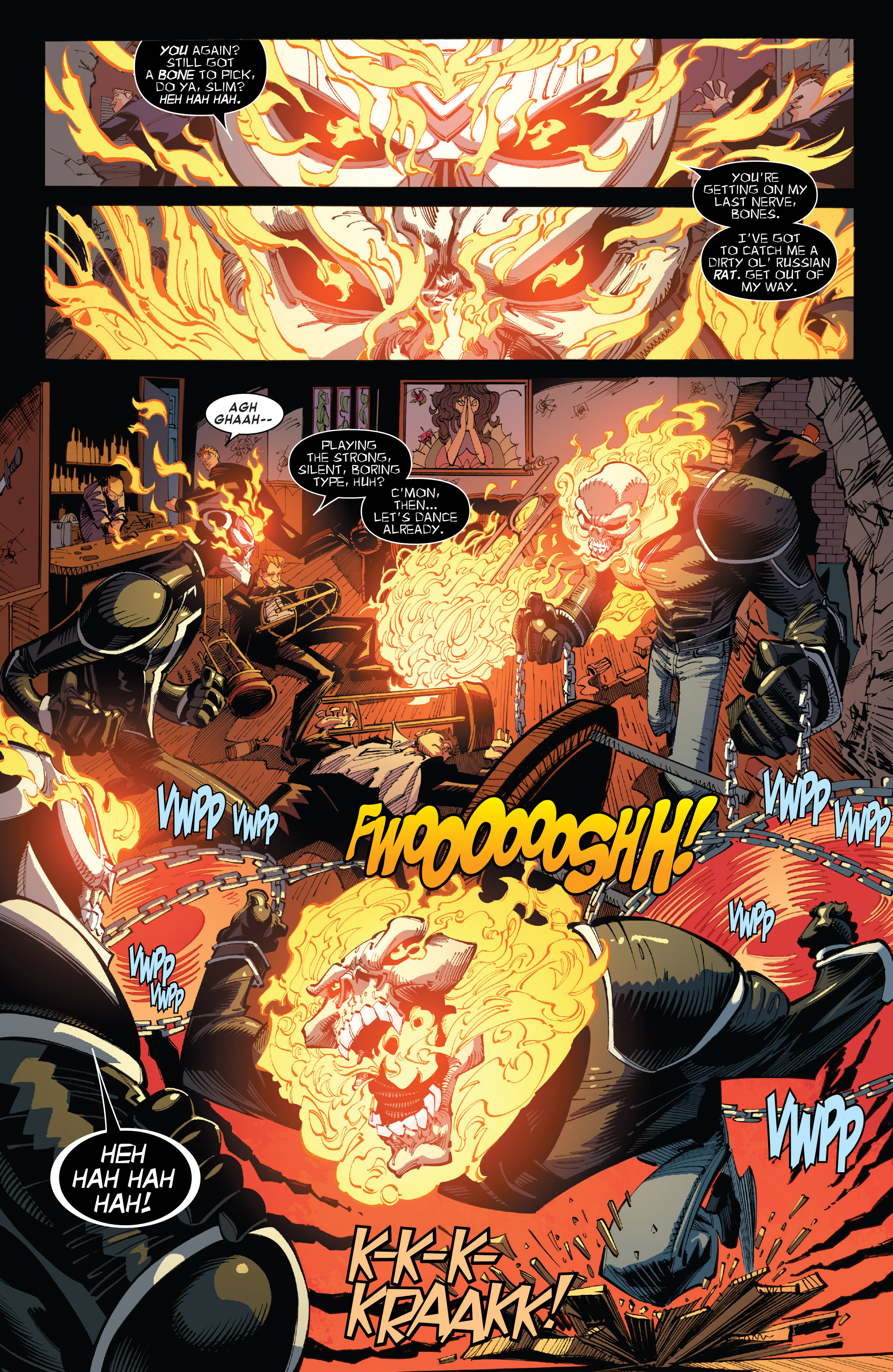 Read online All-New Ghost Rider comic -  Issue #9 - 10
