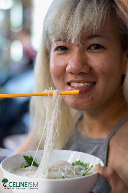 vietnamese food trip with celineism