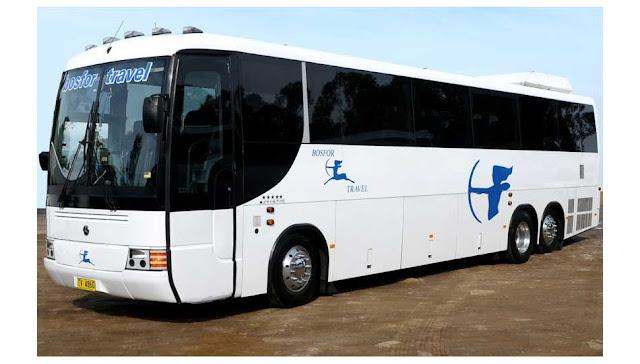 Charter Bus Hire Sydney