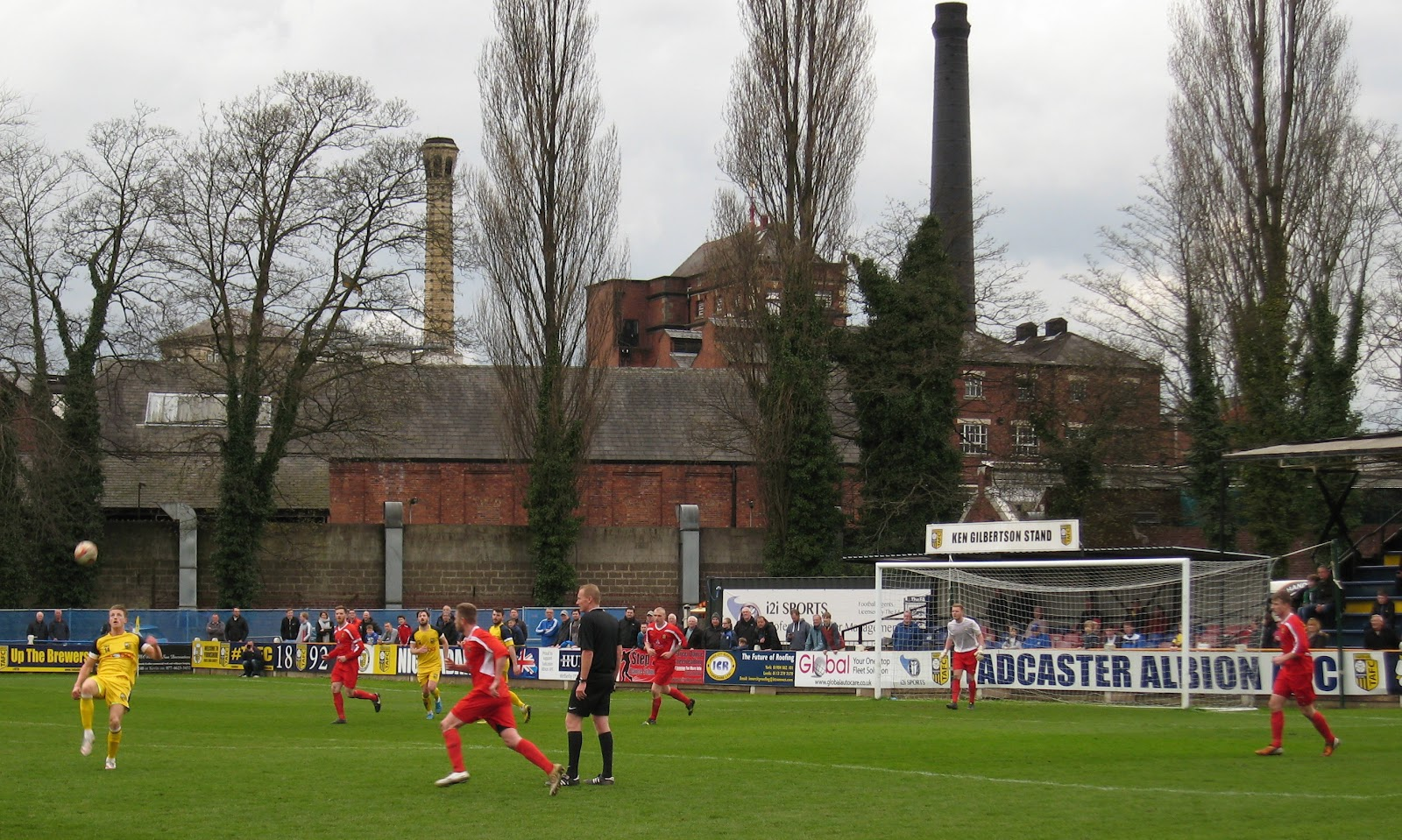 Up for the cup tadcaster albion reached the quarter final of the fa vase the furthest theyve ever been in the competition but it all ended in tears and reviewsmspy