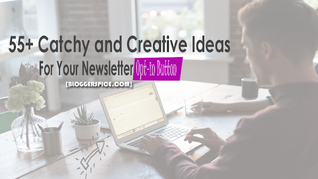 55+ Catchy and Creative Ideas For Your Newsletter Subscription Button