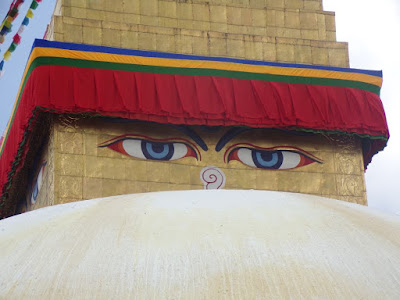 Estupa Boudanath Nepal