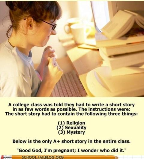 Failing a Class