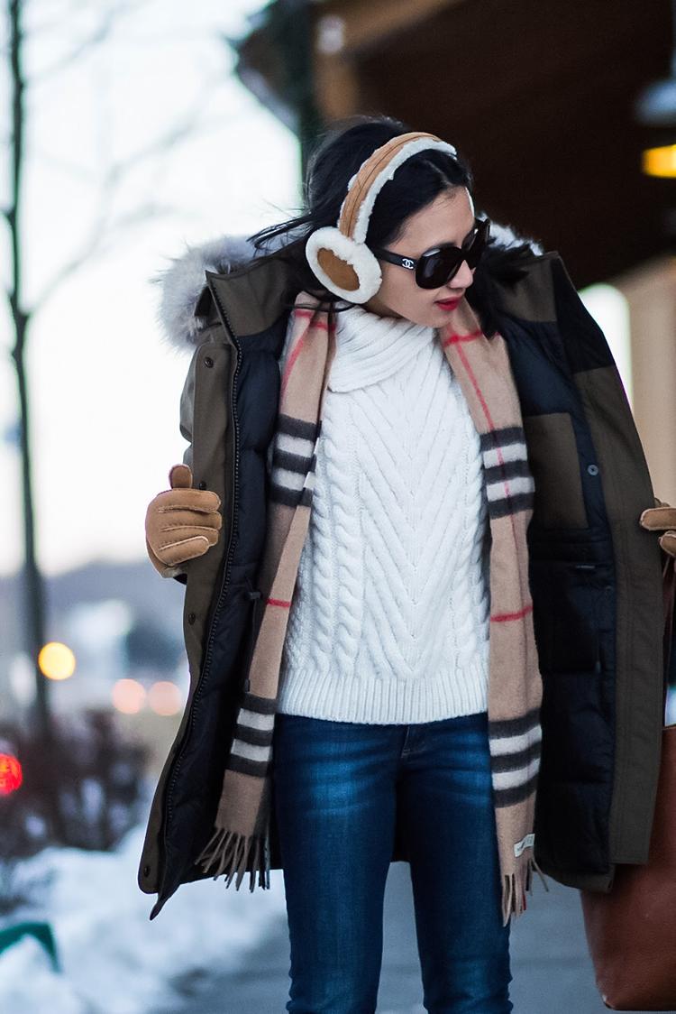 Review Canada Goose Trillium Parka Elle Blogs