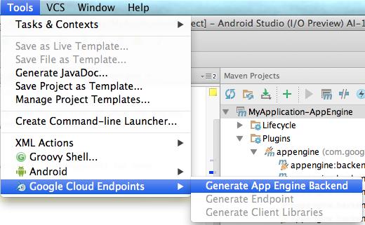 Google Cloud Platform Blog: Tutorial: Adding a cloud backend to your ...
