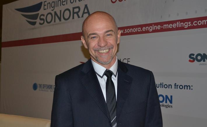 Gilles Moreaux, director de planta de Figeac Aero México. (Foto: Vanguardia Industrial)