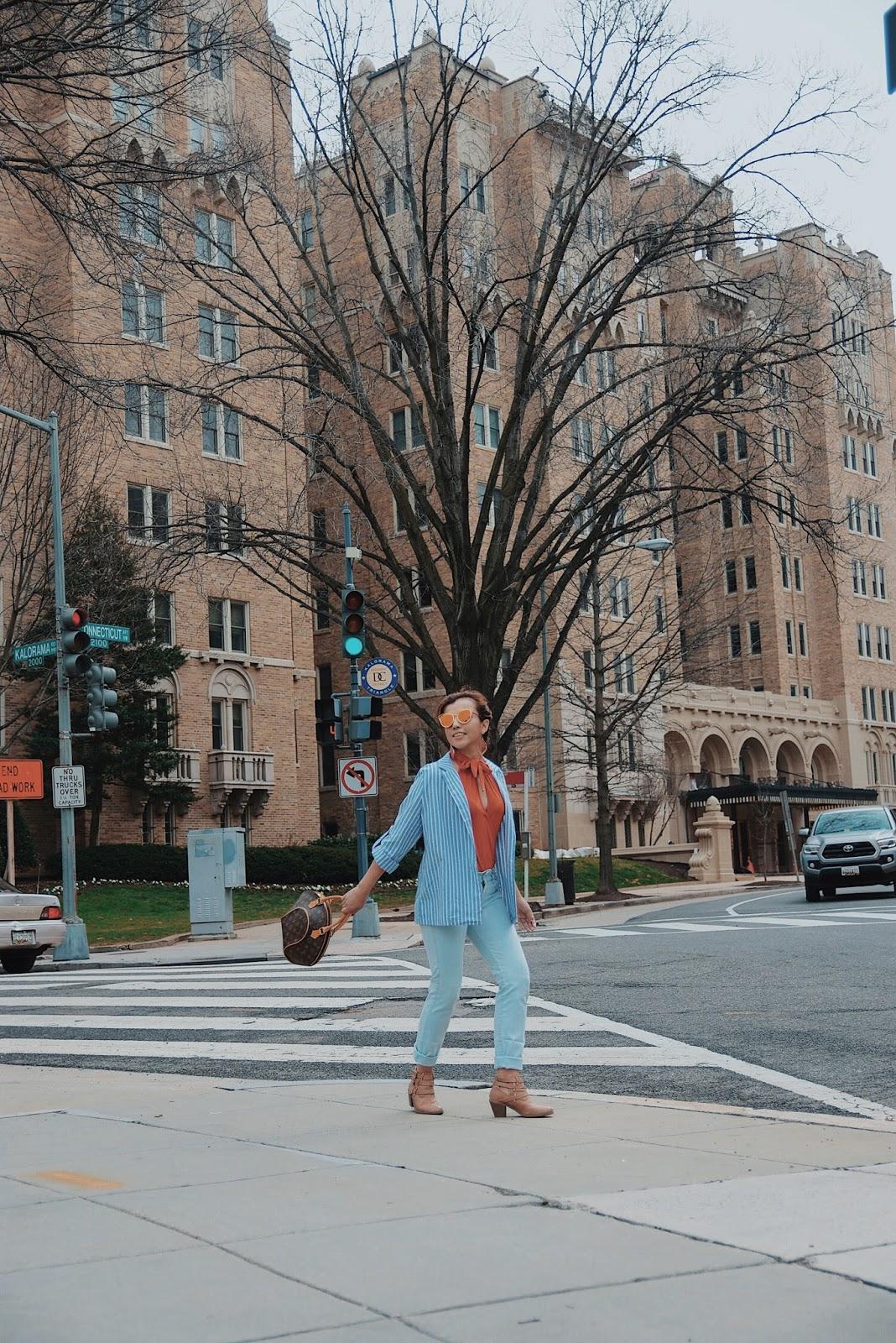 Hello April -MariEstilo-lookoftheday-fashionblogger-streetstyle-moda-dcblogger-shein-armandhugon-travelblogger-fashionista