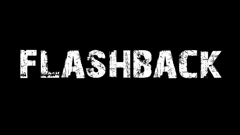 Flashback artinya adegan yang menceritakan masa lalu